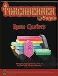 RPG Item: Torchbearer Sagas: Rune Casters
