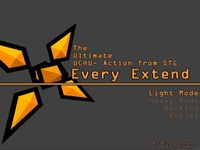 Video Game: Every Extend