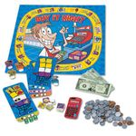 Board Game: Buy It Right Shopping Game