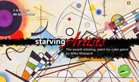 Board Game: Starving Artists