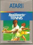 Video Game: RealSports Tennis