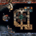 Board Game: Star Wars: Imperial Assault – Coruscant Landfill Skirmish Map