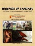 RPG Item: Legends of Fantasy Core Rules