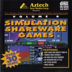 Video Game Compilation: The Home Entertainment Shareware Collection: Vol. 6: Simulation Shareware Games