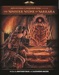 RPG Item: AX1: The Sinister Stone of Sakkara