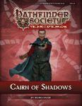 RPG Item: Pathfinder Society Scenario 5-23: Cairn of Shadows