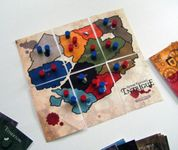 Board Game: Aether Captains: Triad