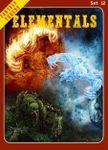 RPG Item: Fantasy Tokens Set 12: Elementals