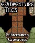 RPG Item: e-Adventure Tiles: Subterranean Crossroads