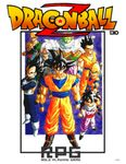 RPG Item: Dragon Ball Z D10 Role-Playing Game