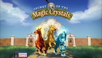 Video Game: Secret of the Magic Crystals