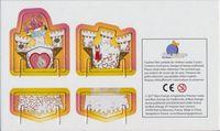 Board Game Accessory: Kingdomino: Princess Castle