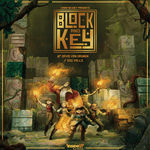 Board Game: Block and Key