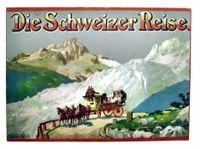 Board Game: Swiss Travels