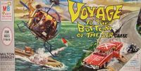 Board Game: Voyage to the Bottom of the Sea Game
