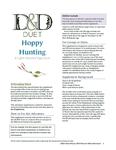 RPG Item: Hoppy Hunting: A Light-Hearted Egg Hunt