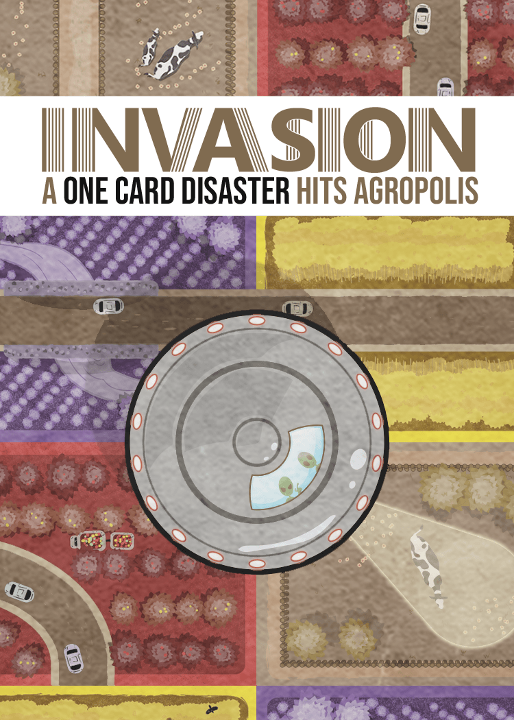 Agropolis: Invasion