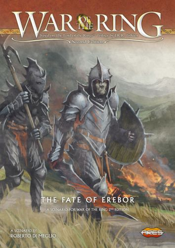 Board Game: War of the Ring: The Fate of Erebor