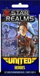 Board Game: Star Realms: United – Heroes