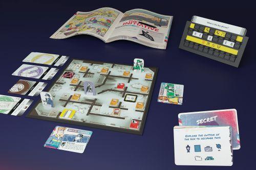 Board Game: The Initiative