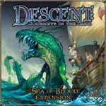 Board Game: Descent: The Sea of Blood