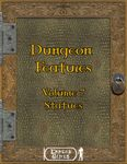 RPG Item: Dungeon Feature: Statues