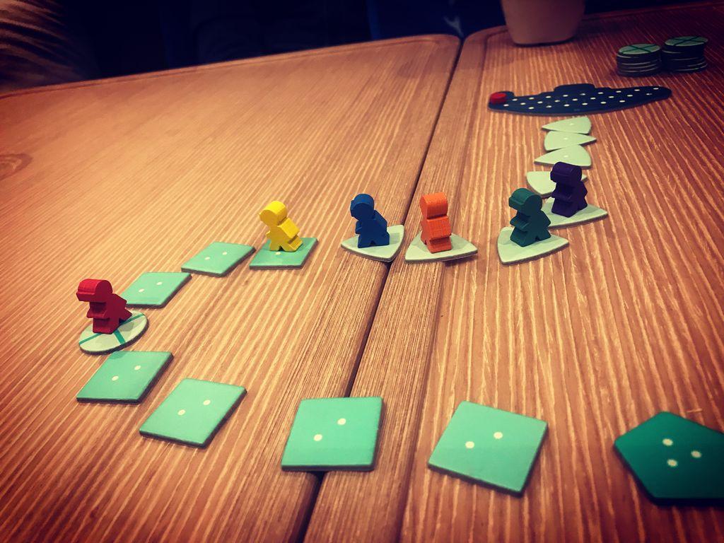 Board Game: Deep Sea Adventure
