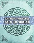 RPG Item: Adventure Path Iconics: Path of Winter