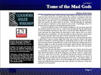 RPG Item: Lost Books 05: Tome of the Mad Gods