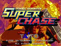 Video Game: Super Chase: Criminal Termination