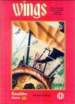 Board Game: Wings: World War One Plane to Plane Combat 1916-1918