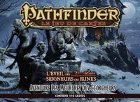 Board Game: Pathfinder Adventure Card Game: Rise of the Runelords – Adventure Deck 2: The Skinsaw Murders