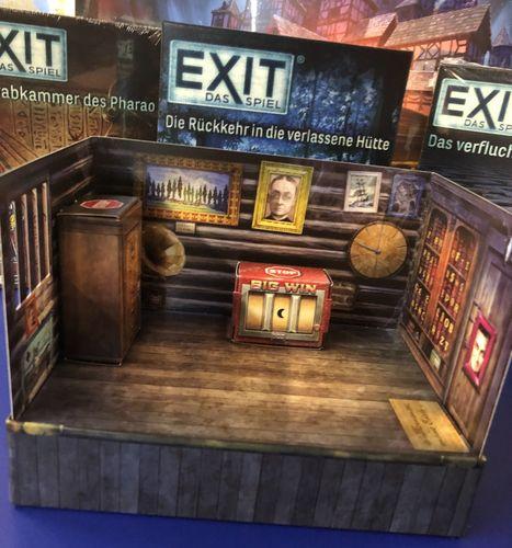Board Game: EXIT: Das Spiel – Die Rückkehr in die verlassene Hütte