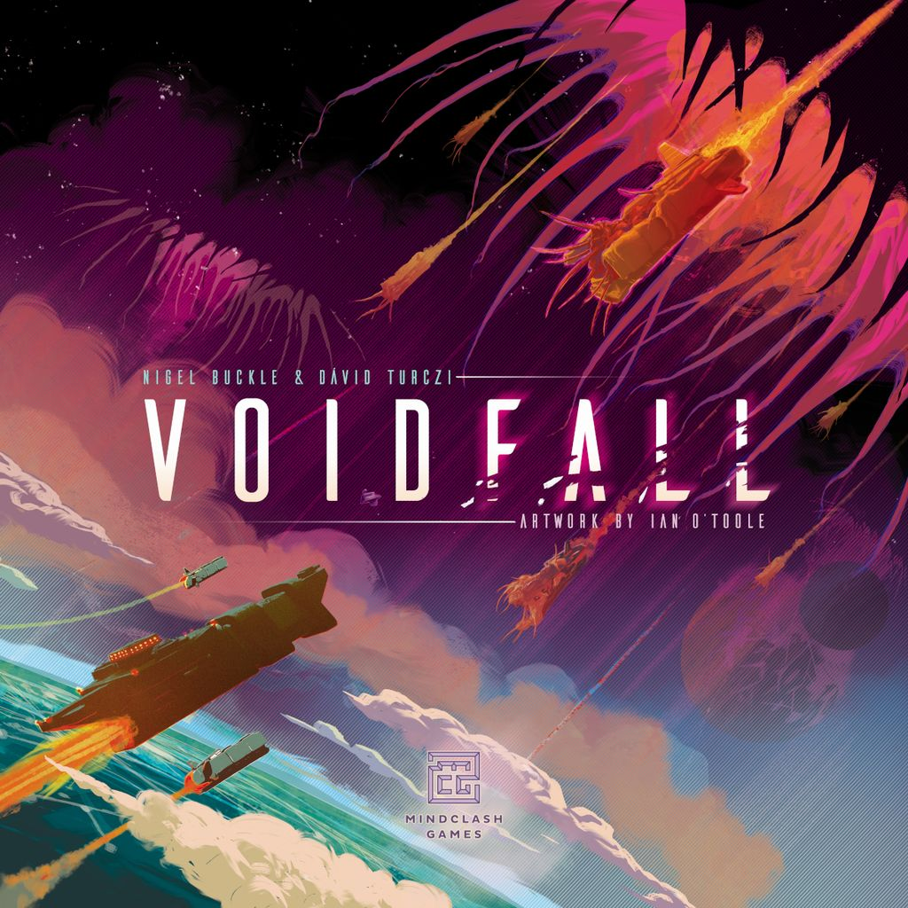 Board Game: Voidfall