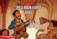 RPG Item: Spellbook Cards: Bard