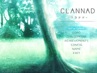 Video Game: CLANNAD