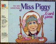Board Game: The Very Fashionable Miss Piggy Card Game