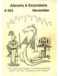 Issue: Alarums & Excursions (Issue 303 - Nov 2000)