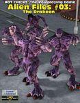 RPG Item: Alien Files #03: The Drakeen
