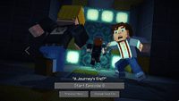 Video Game: Minecraft: Story Mode – Season 1, Episode 8: A Journey's End?