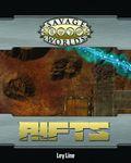 RPG Item: Rifts Combat Map: Ley Line