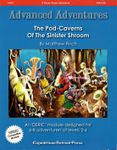 RPG Item: AA#01: The Pod Caverns of the Sinister Shroom