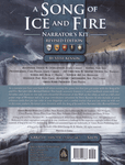 RPG Item: A Song of Ice and Fire Narrator's Kit, Revised Edition
