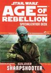 RPG Item: Age of Rebellion Specialization Deck: Soldier Sharpshooter