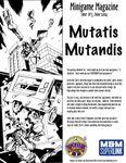 Issue: Minigame Magazine (Issue 3 - Jun 2004) Mutatis Mutandis