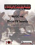 RPG Item: NeoExodus Legacies 94-LC-04: Plains of Sametia