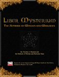RPG Item: Liber Mysterium: The Netbook of Witches and Warlocks