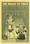 RPG Item: Pavis and Big Rubble Companion Vol 2: Masks of Pavis