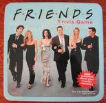 Board Game: Friends Trivia Game