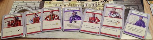 Board Game: Valletta